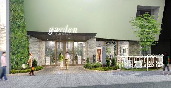 garden心斎橋店